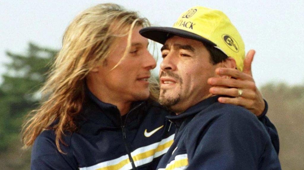 Claudio Caniggia podría incorporarse al cuerpo técnico de Diego ...